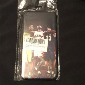 iPhone 7 Plus Case - Kobe, Jordan, LeBron